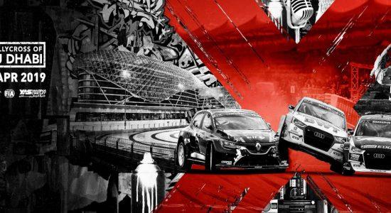 FIA World Rallycross Of Abu Dhabi 2019 - comingsoon.ae