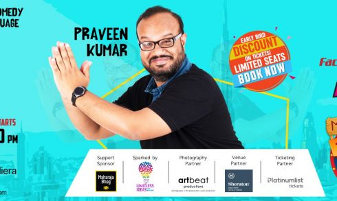 Tamil Stand-up Comedy with Praveen Kumar - Coming Soon in UAE, comingsoon.ae