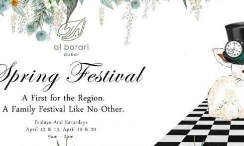 Spring Festival at Al Barari - Coming Soon in UAE, comingsoon.ae