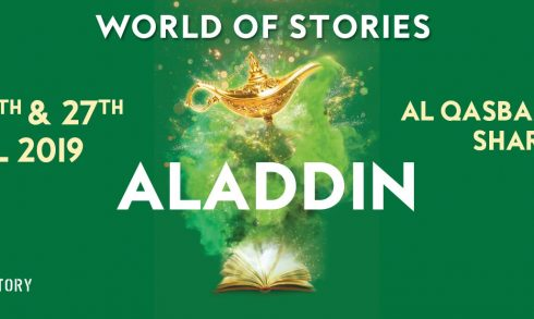 Aladdin Musical Show - Coming Soon in UAE, comingsoon.ae
