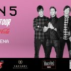 Maroon 5 Live at Coca-Cola Arena by Done Events