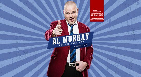 Al Murray Comedy Show - comingsoon.ae