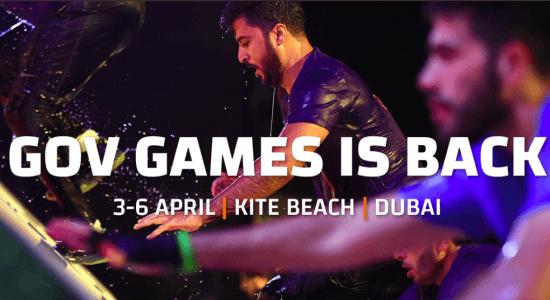 Gov Games 2019 - comingsoon.ae
