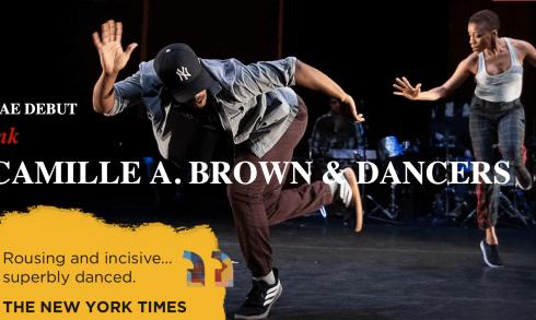 Ink – Camille A. Brown & Dancers - Coming Soon in UAE, comingsoon.ae