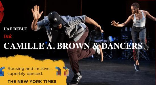 Ink – Camille A. Brown & Dancers - comingsoon.ae