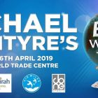 Michael McIntyre's Big World Tour Comedy Show by Done Events