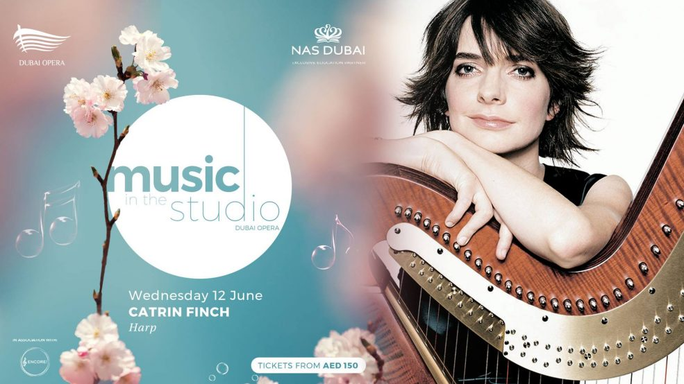 Catrin Finch in Harp Concert - Coming Soon in UAE, comingsoon.ae
