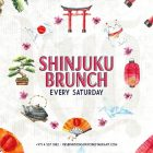 Shinjuku Brunch at Kyo, Dubai