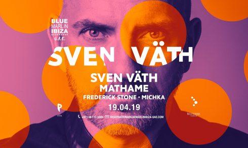 Sven Väth & Mathame at Blue Marlin Ibiza UAE - Coming Soon in UAE, comingsoon.ae