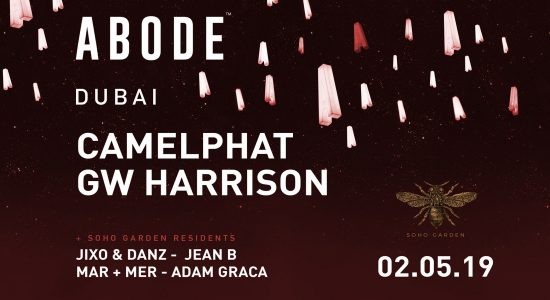 Abode with CamelPhat and GW Harrison - comingsoon.ae