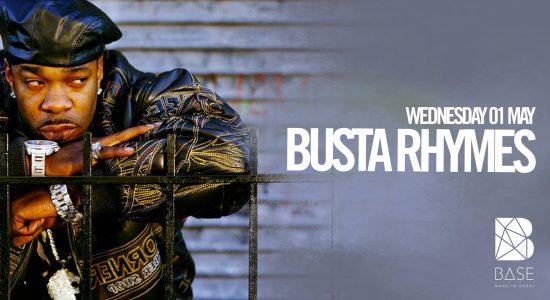 Busta Rhymes at Base Dubai - comingsoon.ae