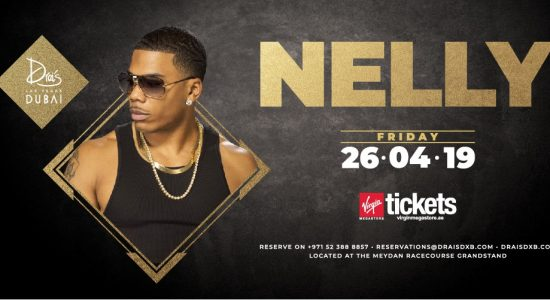 Drai's DXB presents Nelly - comingsoon.ae