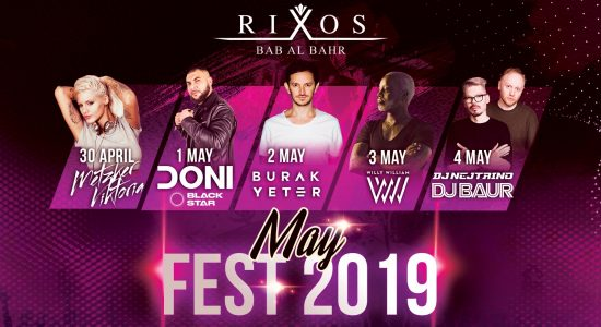 MayFest 2019 at Rixos Bab Al Bahr - comingsoon.ae