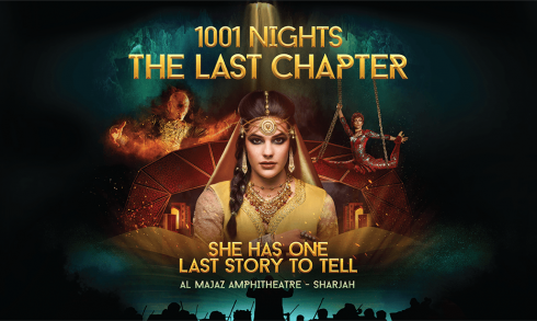 1001 Nights, The Last Chapter - Coming Soon in UAE, comingsoon.ae