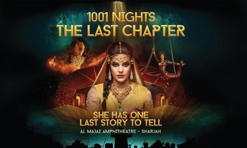 1001 Nights, The Last Chapter - Coming Soon in UAE, comingsoon.ae