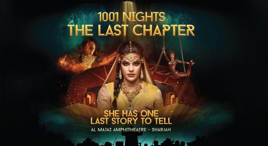 1001 Nights, The Last Chapter - comingsoon.ae