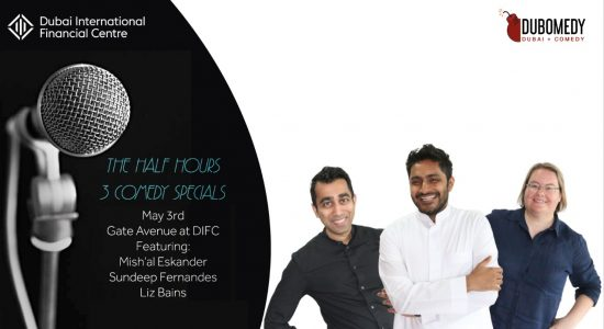 The Half Hours: 3 Stand-Up Comedy Specials - comingsoon.ae