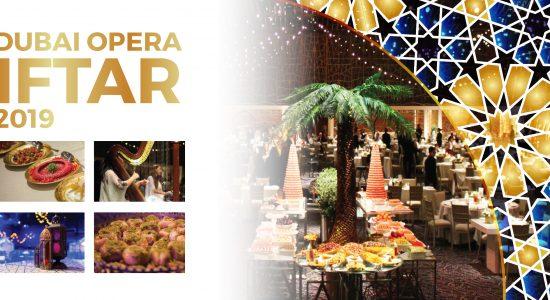 Dubai Opera: Iftar 2019 - comingsoon.ae