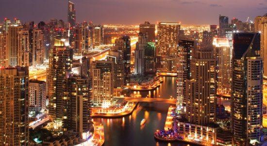 Dubai Marina — the city district of the future - comingsoon.ae