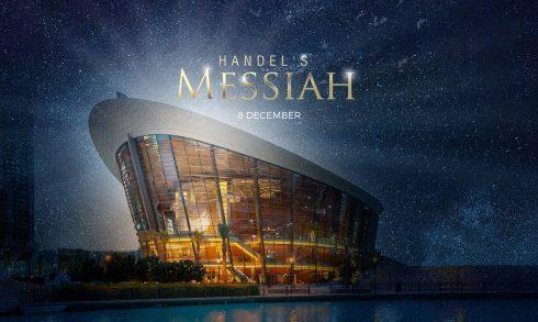 Handel's Messiah at Dubai Opera - Coming Soon in UAE, comingsoon.ae