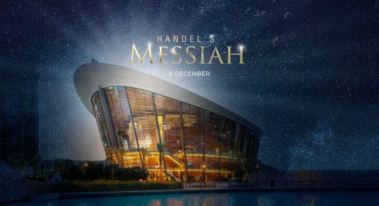 Handel's Messiah at Dubai Opera - comingsoon.ae