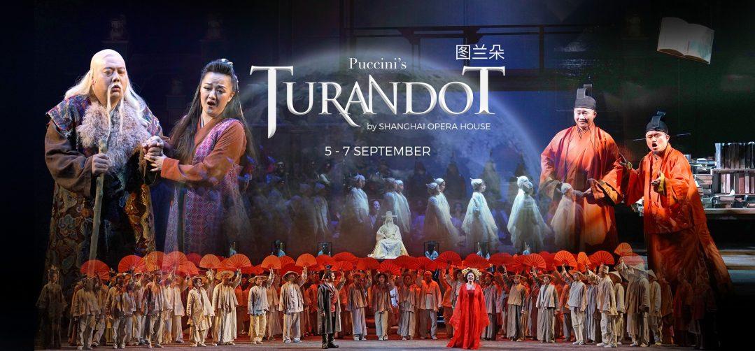 Turandot by Shanghai Opera House - Coming Soon in UAE, comingsoon.ae