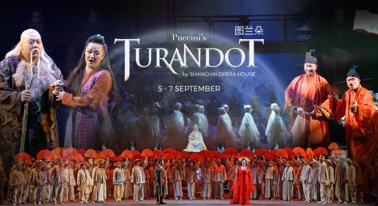 Turandot by Shanghai Opera House - comingsoon.ae