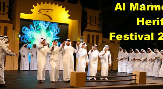 Al Marmoom Heritage Festival 2019 - comingsoon.ae