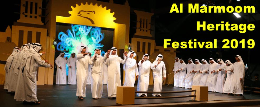 Al Marmoom Heritage Festival 2019 - Coming Soon in UAE, comingsoon.ae