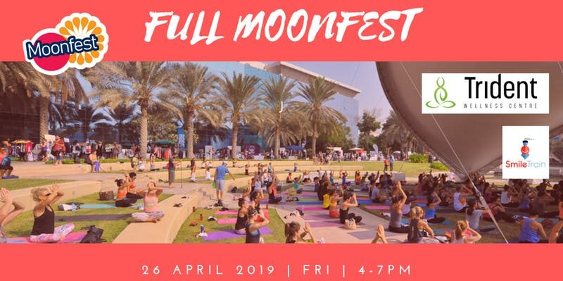 Yoga Festival – Full Moonfest - Coming Soon in UAE, comingsoon.ae