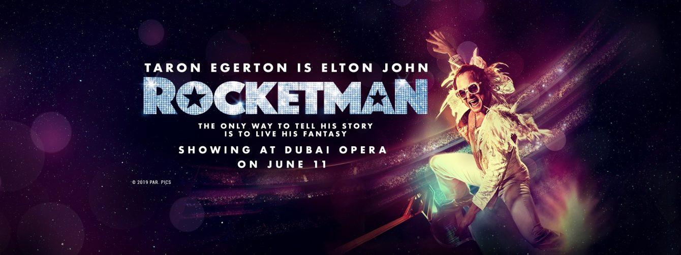 Rocketman screening at the Dubai Opera - Coming Soon in UAE, comingsoon.ae