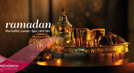 Iftar at Mövenpick Hotel Ibn Battuta Gate - comingsoon.ae