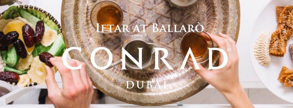 Iftar at Ballarò - Coming Soon in UAE, comingsoon.ae