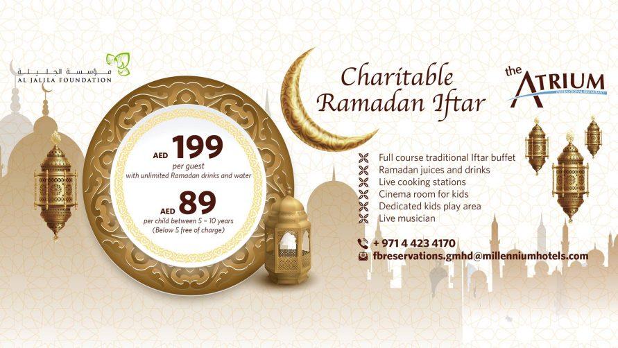 Iftar at Grand Millennium, Barsha Heights - Coming Soon in UAE, comingsoon.ae