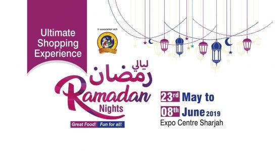 Expo Centre Sharjah: Ramadan Nights 2019 - comingsoon.ae