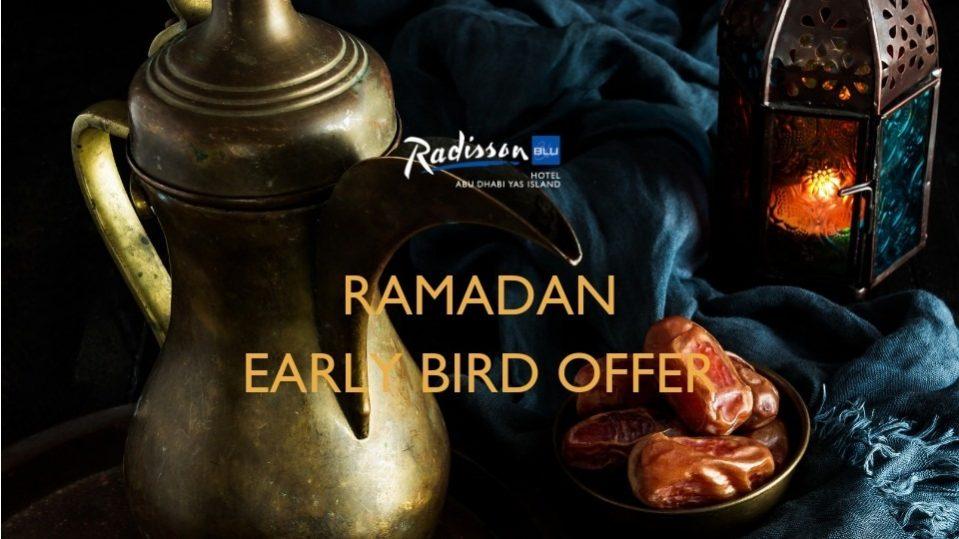 Iftar at Radisson Blu Hotel - Coming Soon in UAE, comingsoon.ae