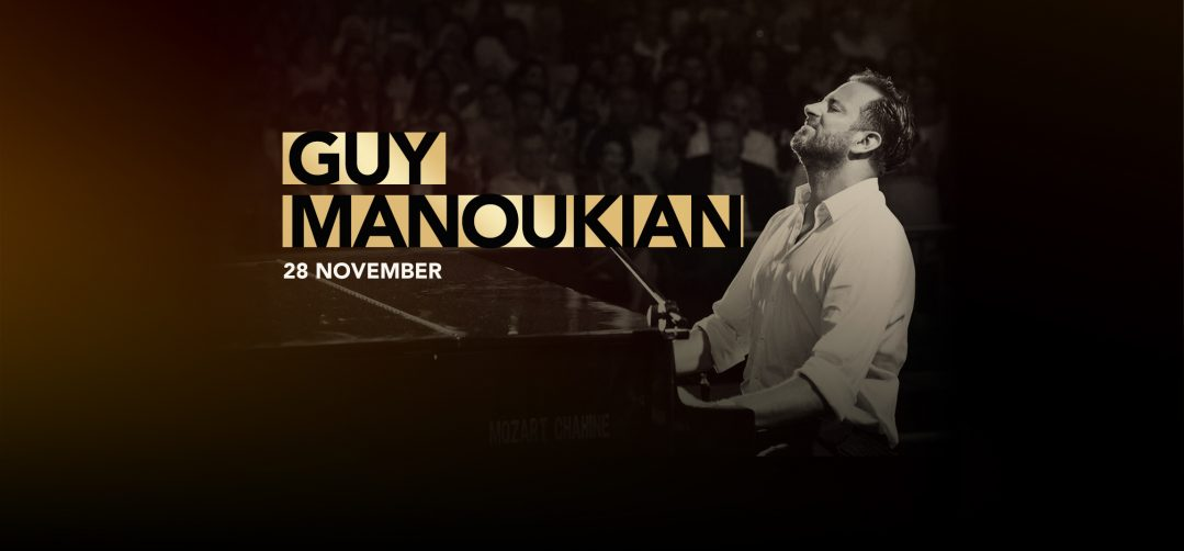Guy Manoukian piano concert at Dubai Opera - Coming Soon in UAE, comingsoon.ae