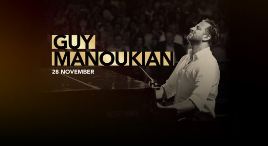 Guy Manoukian piano concert at Dubai Opera - comingsoon.ae