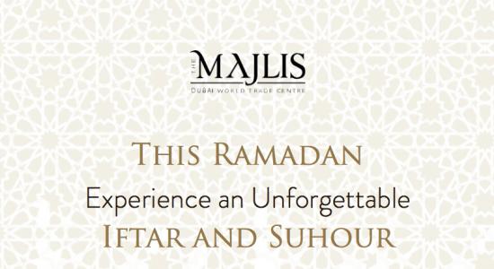 Iftar at The Majlis - comingsoon.ae