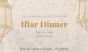 Iftar dinner at Korean Cultural Center - Coming Soon in UAE, comingsoon.ae