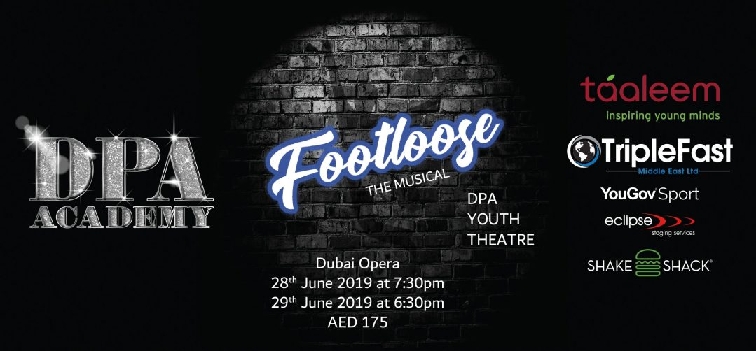 Footloose The Musical at the Dubai Opera - Coming Soon in UAE, comingsoon.ae