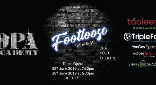 Footloose The Musical at the Dubai Opera - comingsoon.ae