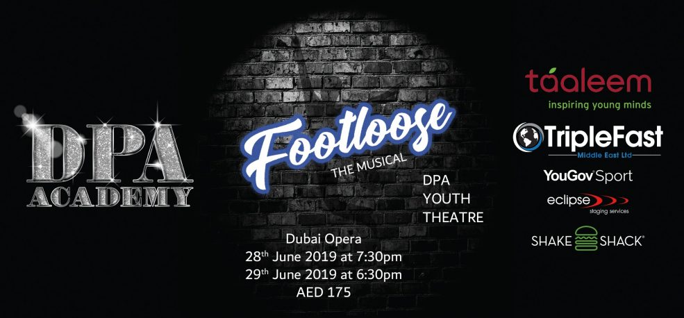 Footloose The Musical at the Dubai Opera - Coming Soon in UAE, comingsoon.ae