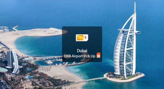 Every Dubai tourist can receive a free SIM card - comingsoon.ae