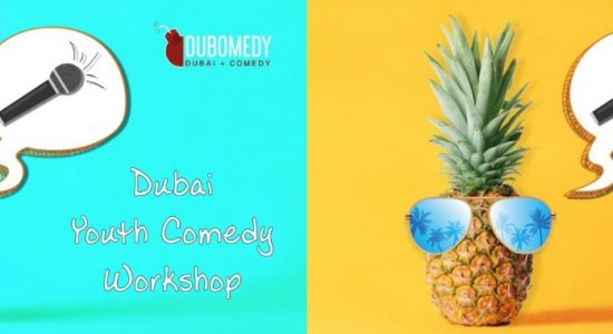 Stand-up Intensive and Comedy Workshop from Dubomedy - comingsoon.ae
