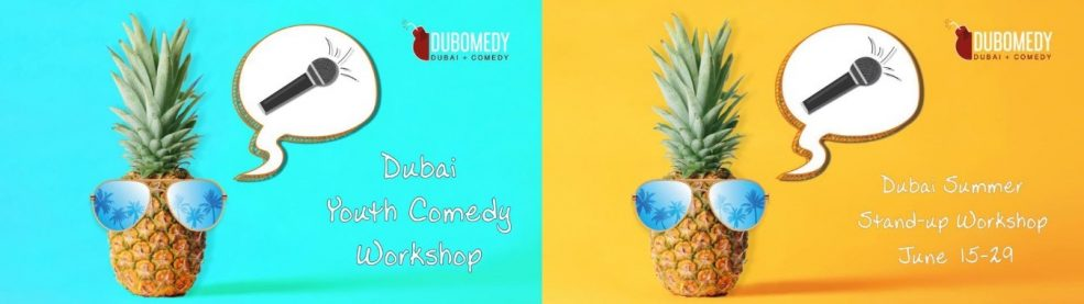 Stand-up Intensive and Comedy Workshop from Dubomedy - Coming Soon in UAE, comingsoon.ae