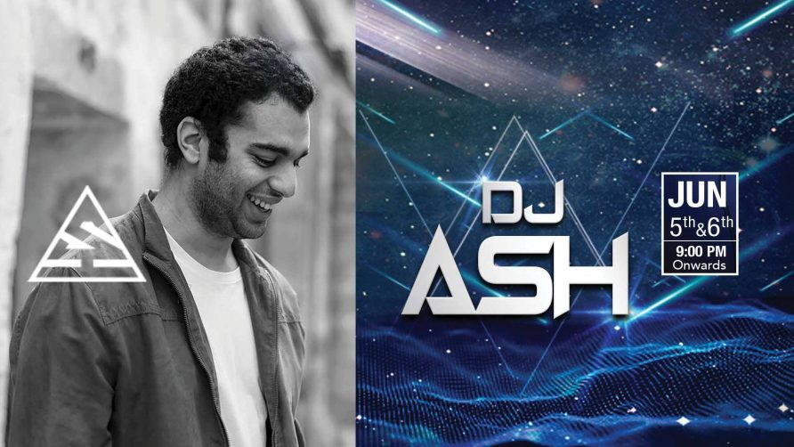 DJ Ash at Buddha-Bar Beach Abu Dhabi - Coming Soon in UAE, comingsoon.ae