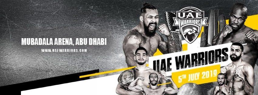 UAE Warriors VII - Coming Soon in UAE, comingsoon.ae