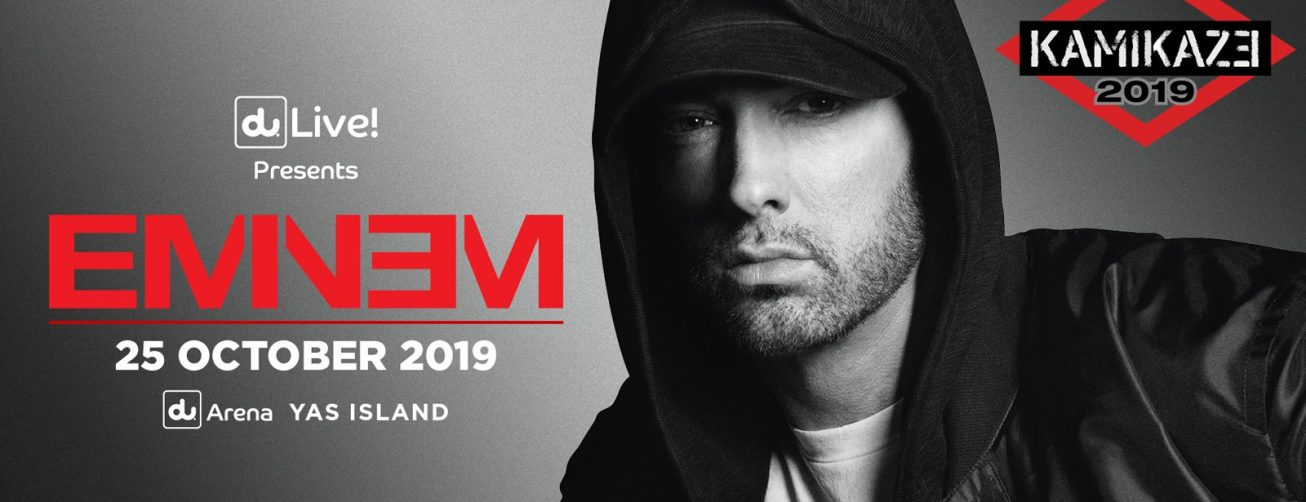 Eminem at du Arena - Coming Soon in UAE, comingsoon.ae