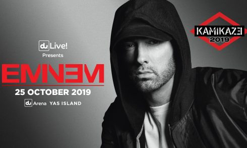 Eminem at du Arena - Coming Soon in UAE, comingsoon.ae